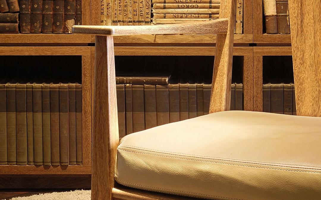 CASA COR 2003 – Sala de Leitura